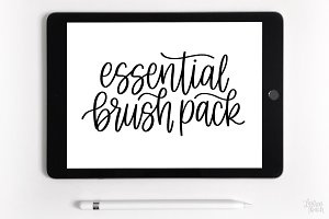 Essential Brush Pack