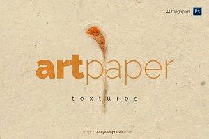 art paper - 20 textures