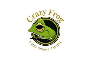 Crazy Frog Logo