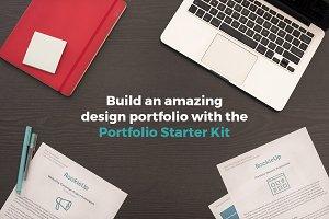Design Portfolio Starter Kit