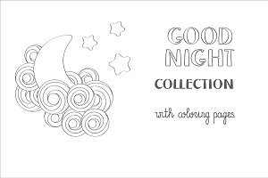 Good Night collection with animals