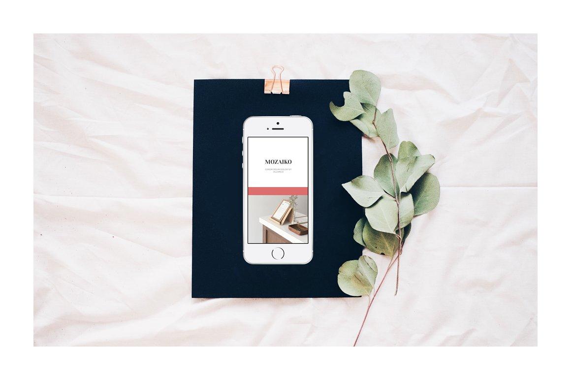 Mozaiko Instagram Stories