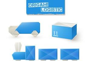 Origami logistic set