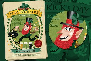 Irish Poster - St.Patrick's Day