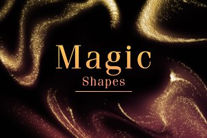 Abstract Magic Shapes