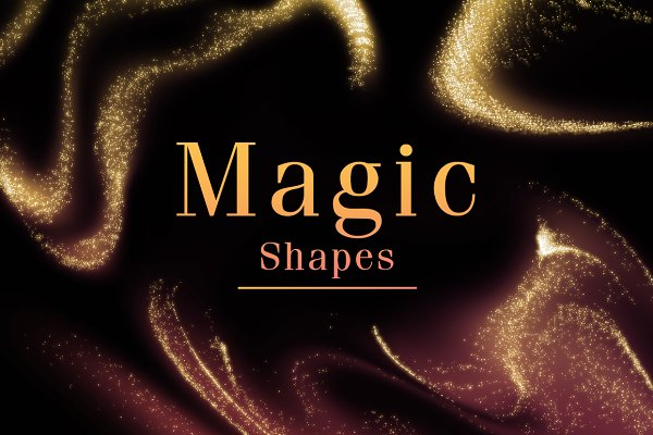Abstract Magic Shapes