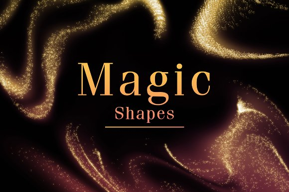 Abstract Magic Shapes in Objects
