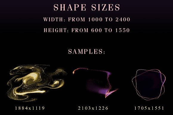 Abstract Magic Shapes in Objects - product preview 7
