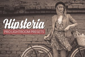 Hipster Lightroom Presets