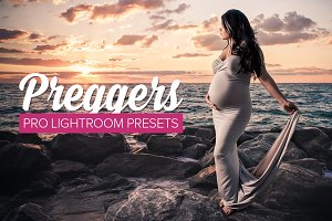 Pregnancy Lightroom Presets