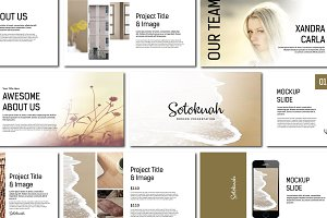 Sotokuah Powerpoint Template