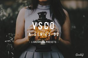 VSCO A series 02 Lightroom presets