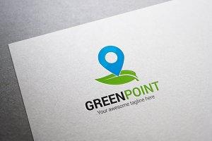 Green Point Logo