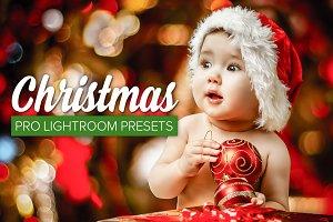 Christmas Lightroom Presets