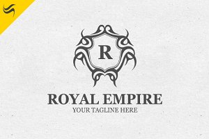 Royal Empire Logo Template