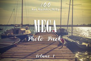 100 MEGA PHOTO PACK VOL.1