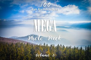 100 MEGA PHOTO PACK VOL.3