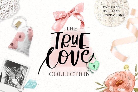 True Love Collection-Valentine's Day