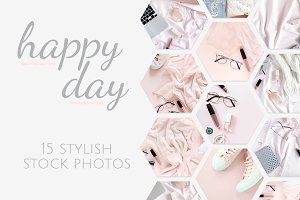 Happy Day: photo bundle