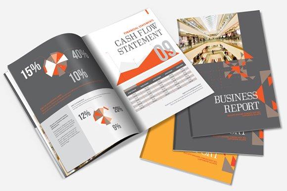 Annual Report Brochure Template Brochure Templates Creative – Annual Report Template