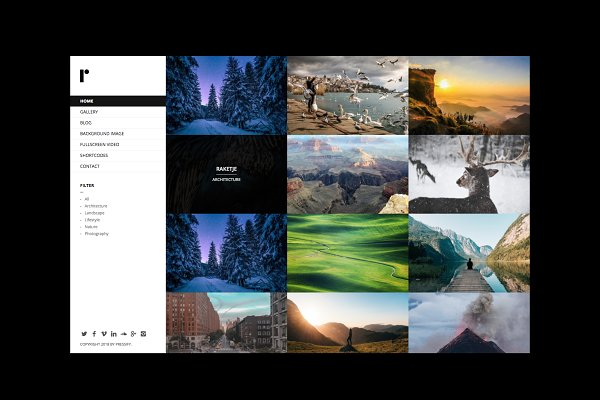 Royce WordPress Theme