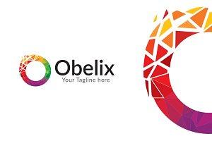 Obelix Logo Design