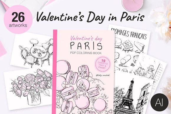 Valentine's Day In Paris PDF Book