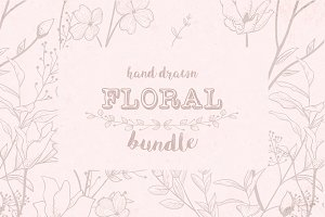 Floral Bundle ~ New Items Added