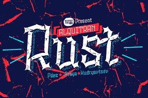 Alquitran Rust