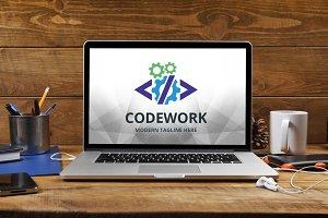 Code Work Logo