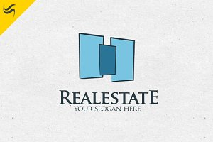 Realestate Logo Template