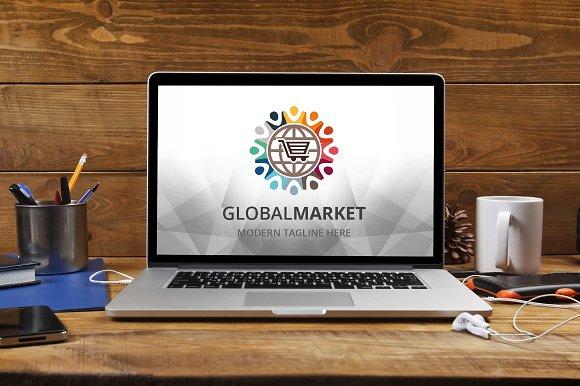 Global Market Logo