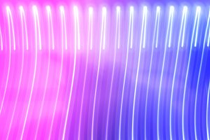Pink and purple light trails background
