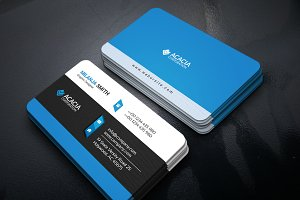 Abaro Business Card