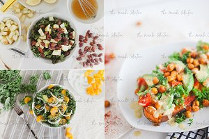 Healthy Meals Stock Images