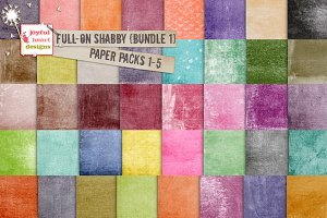 Full-On Shabby {Bundle 1)