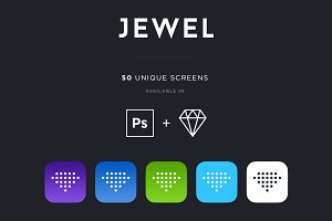 Jewel - The Complete iOS UI Kit