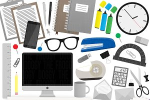 Office Clipart Collection