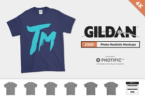 Gildan 2000 Ultra Cotton T-Shirt