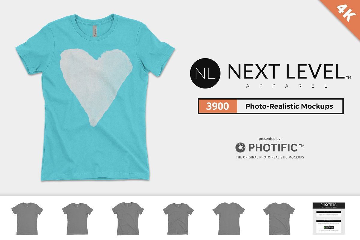 c2ac0f3b Next Level 3900 Boyfriend Tee NATURAL ... Compatible with