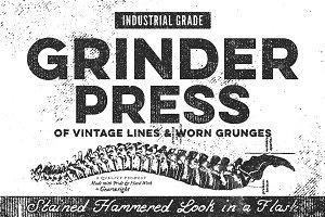 Grinder Press