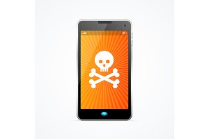 Mobile Phone Hack Crash Attack