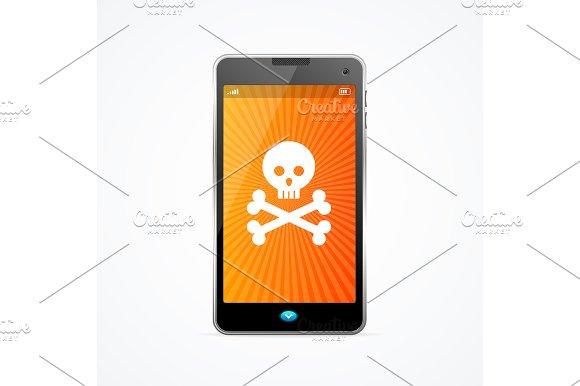 Mobile Phone Hack Crash Attack
