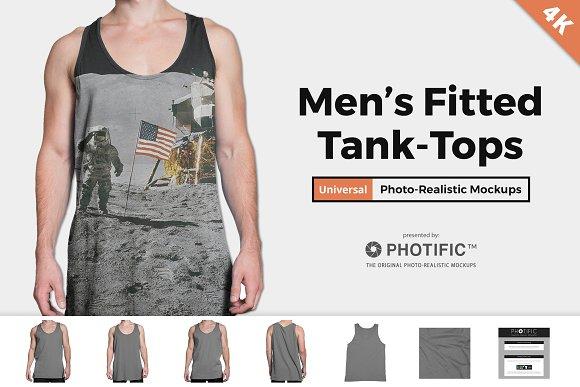 Download Tank Top - Apparel Mockups