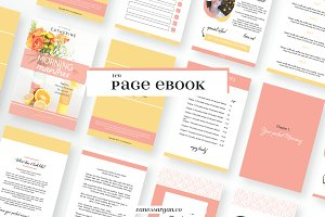 Happy Chic eBook Canva and Adobe