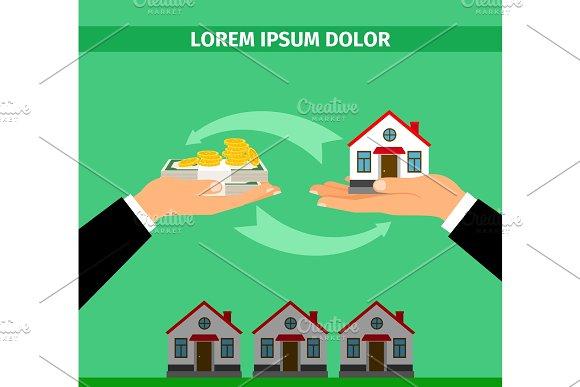 Buy House Convert Into Cash Banner