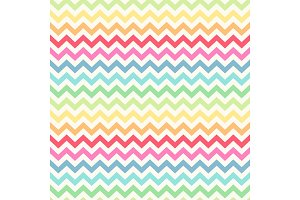 Primitive seamless retro pattern