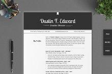 All in One Elegant Resume CV Pack