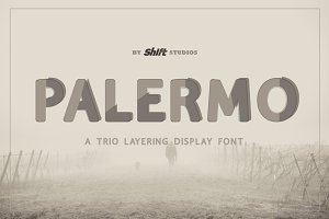 Palermo Typeface