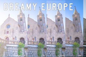 Dreamy Europe Lightroom Presets(4)